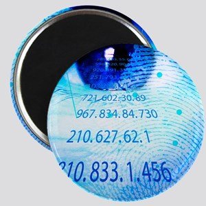 Biometric scans Magnet