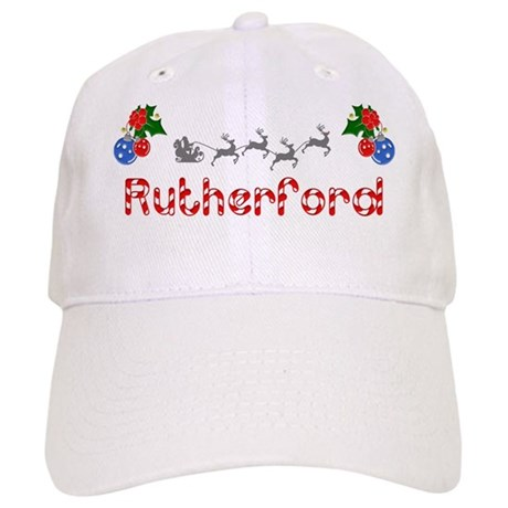 Rutherford, Christmas Cap