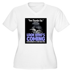 Look Who's Coming in December T-Shirt