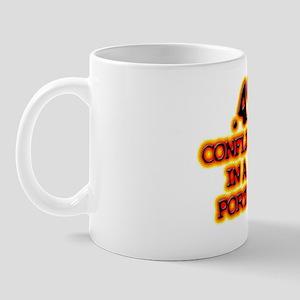 .45 ACP Mug