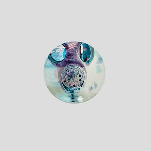 Bioterrorism Mini Button
