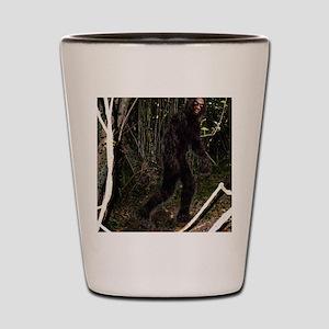 Bigfoot Shot Glass