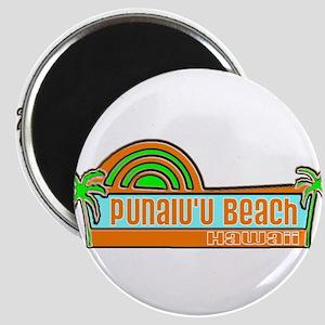 Punalu'u Beach, Hawaii Magnet
