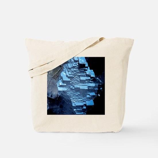 Calcite crystals Tote Bag