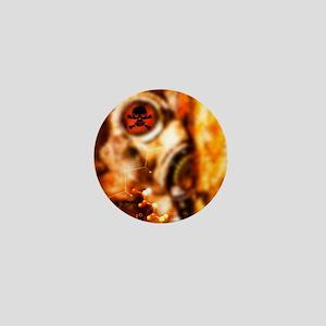 Chemical warfare Mini Button