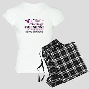 Massage Therapist Shirt Pajamas