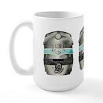 Reading Lines 907 Large Mug