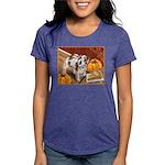 Russell Autumn Womens Tri-blend T-Shirt