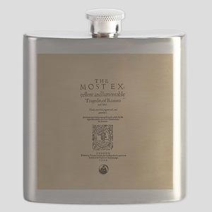 Folio-RomeoandJuliet-men Flask