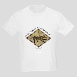 Dog Ate My Homework Kids Light T-Shirt