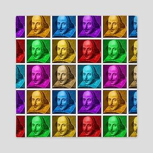 Pop Art Shakespeare Queen Duvet