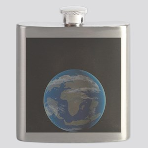 Cretaceous Earth Flask