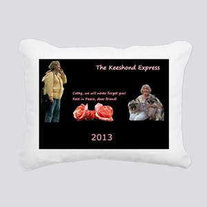 2013 TKE Calendar 1 Rectangular Canvas Pillow