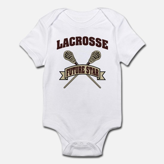 Lacrosse Future Star Infant Bodysuit
