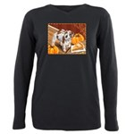 Russell Autumn Plus Size Long Sleeve Tee