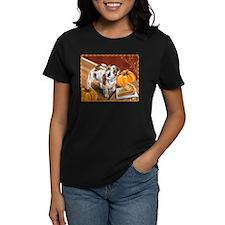 Russell Autumn Women's Dark T-Shirt