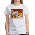 Russell Autumn Women's Classic White T-Shirt