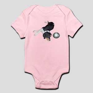 Hungry Dog Infant Bodysuit