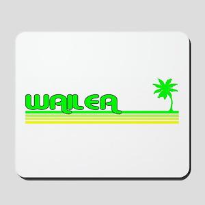 Wailea, Hawaii Mousepad