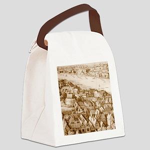globetheatre1-60 Canvas Lunch Bag