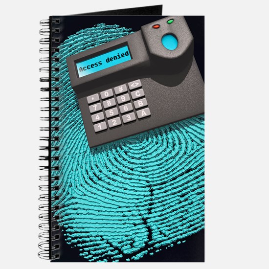 Fingerprint scanner Journal