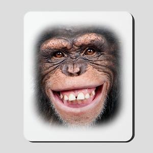 Chipper Chimp Mousepad