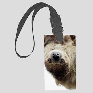 Sloth Mini iPad Case Large Luggage Tag