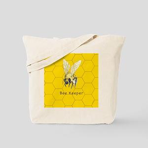 Ergonomic MousepadBEE-KEEPER647_H_F Tote Bag