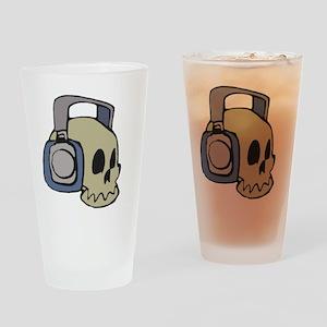 Crash  Bernstein Drinking Glass