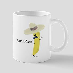 Hasta Banana Coffee Mug
