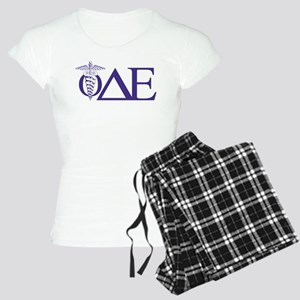 Phi Delta Epsilon Letters Women's Light Pajamas