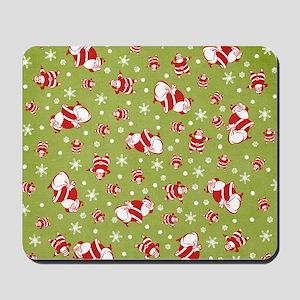Santas Mousepad