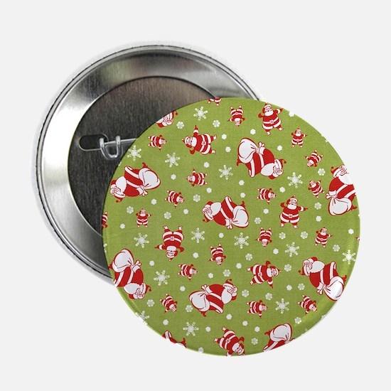"""Santas 2.25"""" Button"""
