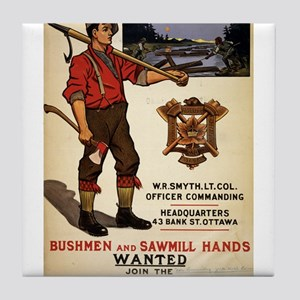 bushmen and sawmill hands wanted - anon - 1915 - p