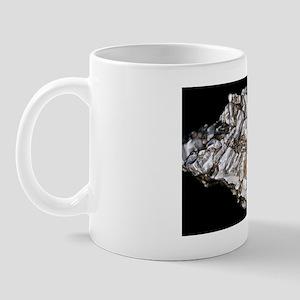 Meteorite fragment Mug