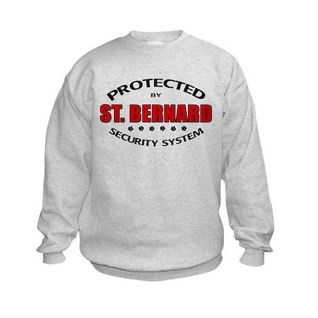 St Bernard Security Kids Sweatshirt
