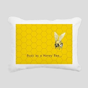 SMALL CUTTING BOARD-Busy Rectangular Canvas Pillow
