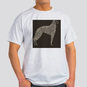 Borzoi Silhouette Light T-Shirt