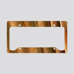 Nasal lining, SEM License Plate Holder