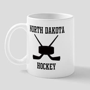North Dakota hockey Mug
