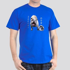 Soccer Dog Dark T-Shirt