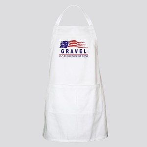 Mike Gravel 2008 (wave) BBQ Apron