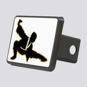 Tai-Chi-Chuan-AD Rectangular Hitch Cover