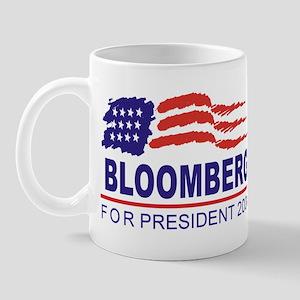 Michael Bloomberg 2008 (wave) Mug