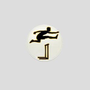 Hurdles-AD Mini Button