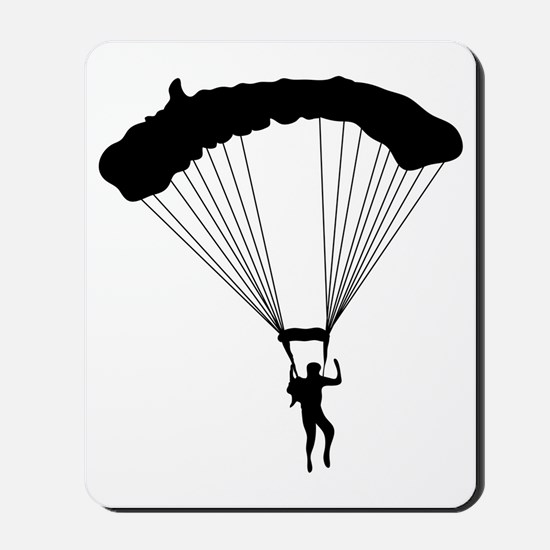 Parachuting-AA Mousepad