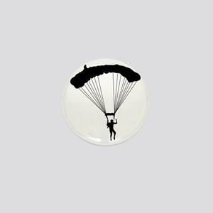 Parachuting-AA Mini Button