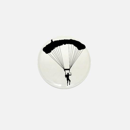 Parachuting-AA Mini Button