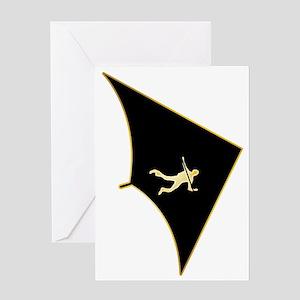 Hang-Gliding-02-AD Greeting Card