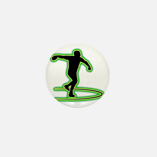 Discus-Throwing-AC Mini Button